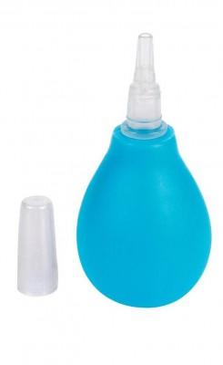 Bebedor - Bebedor Silikon Uçlu Burun Temizleyici Mavi
