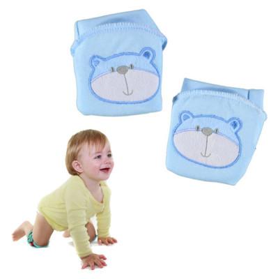 Bebek Emekleme Dizliği Mavi - Thumbnail