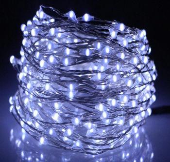 Beyaz Mini Peri Led Dekor Işığı 5 Metre