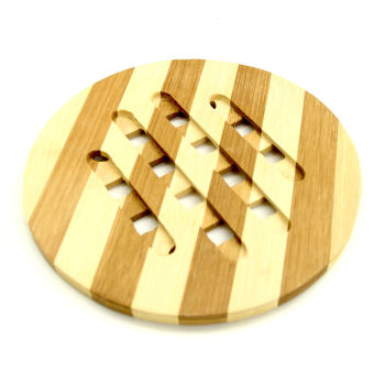 Bien Wooden Ahşap Dekoratif Oval Nihale 17,5 cm