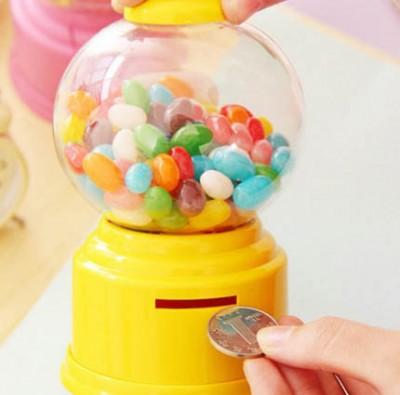 Diğer - Candy Machine Mini Şeker Makinesi ve Kumbara