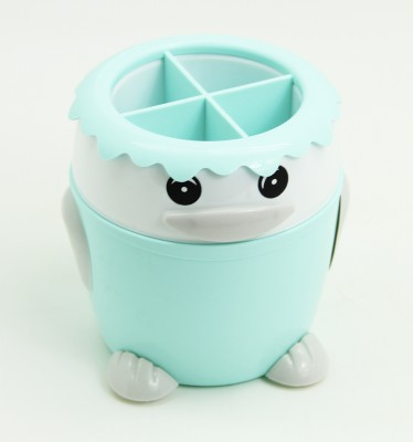 Diğer - Civciv Tasarımlı Fırçalık ve Kaşıklık Mint