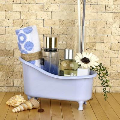 Dekoratif Küvet Şeklinde Banyo Düzenleyici Asorti - Thumbnail