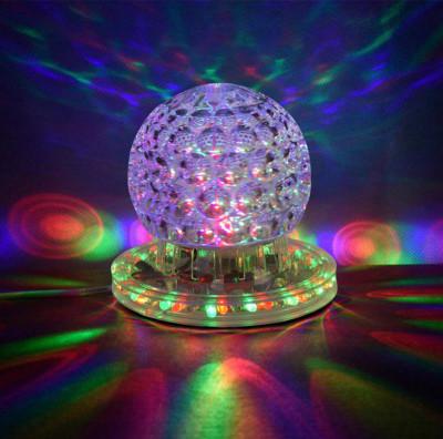 Diğer - Dekoratif Ledli Küre Disko Lambası