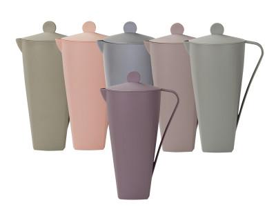 Diğer - Dekoratif Renkli Plastik Sürahi 1500ml
