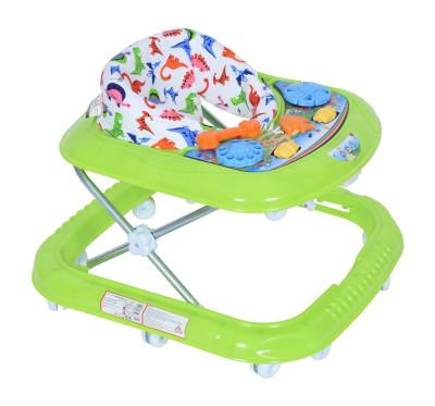 Taşpınar - Dino Telefon ve Balık Oyuncaklı Bebek Yürüteç Yeşil