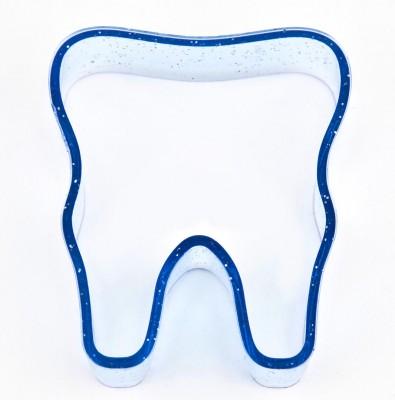 Diğer - Diş Şeklinde Polikarbon Kurabiye Kalıbı