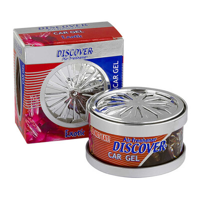 Discover - Discover Car Jel Oto Parfümü Exotic