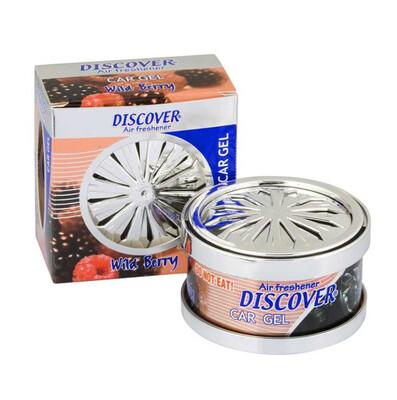 Discover - Discover Car Jel Oto Parfümü Wildberry