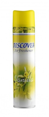 Discover - Discover Elle Sıkılan Oda Spreyi Vanilla