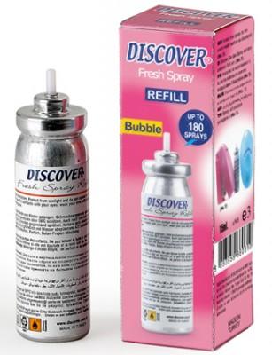 Discover - Discover Fresh Sprey Banyo Spreyi Yedeği Bubble