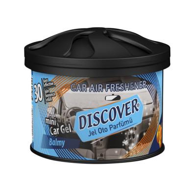 Discover - Discover Mini Car Jel Oto Parfümü Balmy
