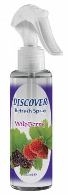 Discover - Discover Refresh Likit Mini Oda Spreyi 150 ml. Wild Berry