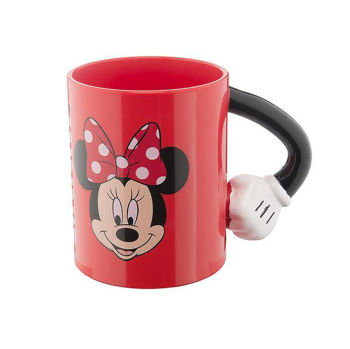 Disney Mickey ve Minnie Mouse Temalı Bardak 400ml