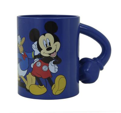 Disney Mickey ve Minnie Mouse Temalı Bardak 400ml - Thumbnail