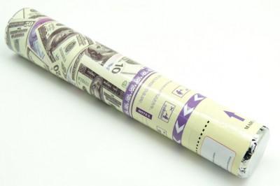 Diğer - Dolar Püskürten Parti Konfeti 28 cm