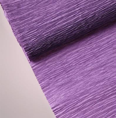 Diğer - Düz Renk Desenli Krapon Hobi ve Süsleme Kağıdı 50x250cm Mürdüm