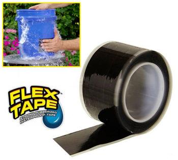 Flex Tape Süper Güçlü Sızdırmaz Tamir Bantı 150cm