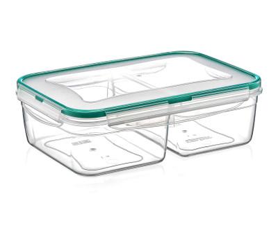 Diğer - Fresh Box 2 Bölmeli Saklama Kabı 2 Lt