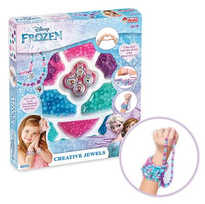 Diğer - Frozen Kendi Takını Tasarla Takı Oyun Seti
