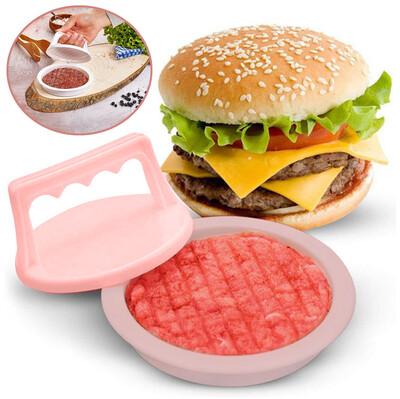 Diğer - Hamburger ve Köfte Şekillendirici Press Kalıp Asorti