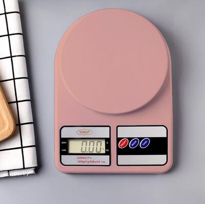 Diğer - Hassas Terazi Dijital Mutfak Tartısı 10kg Kapasiteli Asorti