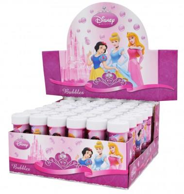 Diğer - Disney Prensesler Baskılı Köpük Baloncuk Çıkaran Oyuncak