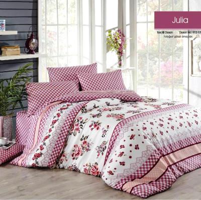 Diğer - Julia Terrycotton Çift Kişilik Uyku Seti Takımı
