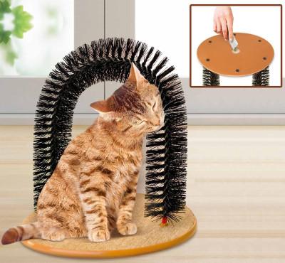 Diğer - Kedi Oyuncağı Kaşınma Ve Tırmalama Tahtası Purrfect Arch