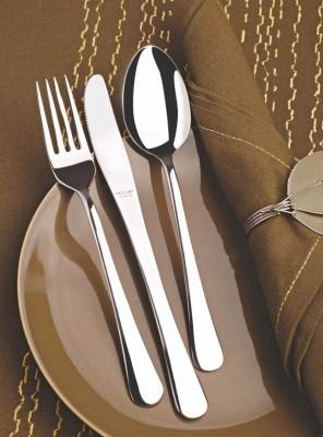 Diğer - Kılıçlar Defne Paslanmaz Çelik 12li Yemek Kaşığı Seti