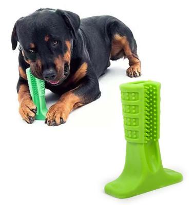 Diğer - Köpekler İçin Plastik Diş Temizleme Oyuncağı Büyük