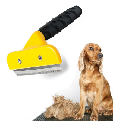 Diğer - Köpekler İçin Tüy Toplayıcı Tarak