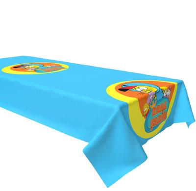 Diğer - Kral Şakir Action Plastik Masa Örtüsü 120x180 cm