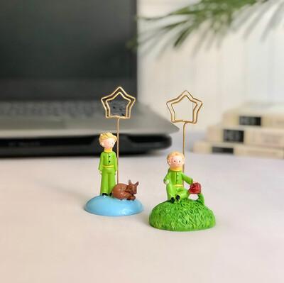 Diğer - Küçük Prens Dekoratif Mini Not Tutucu