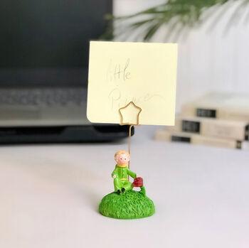 Küçük Prens Dekoratif Mini Not Tutucu