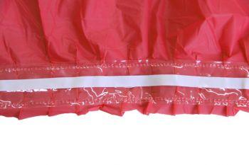 Kullan At Parti Masa Eteği Kırmızı