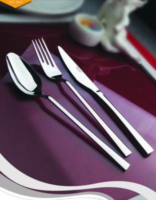 Diğer - Lara Sade 12li Yemek Bıçağı