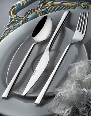 Diğer - Lara Saten 12li Yemek Bıçağı