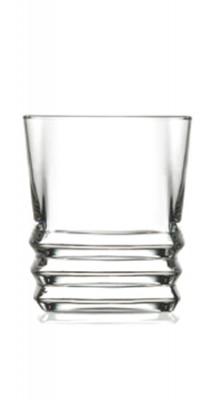 Lav - Lav 6lı Elegan Mini Kahve Yanı Su Bardağı