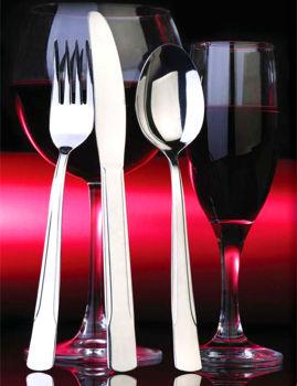 Lavella Sade 12li Yemek Kaşığı