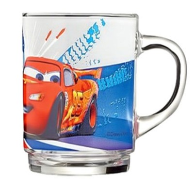 Luminarc - Luminarc Disney Cars Kupa 250ml.