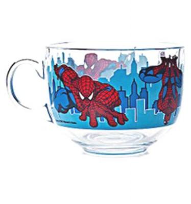 Luminarc - Luminarc Disney Spiderman Büyük Kupa Sarı 400ml.
