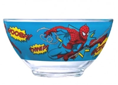 Luminarc - Luminarc Disney Spiderman Kase Sarı 500ml.
