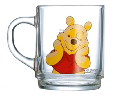 Luminarc - Luminarc Disney Winnie Kupa 250ml