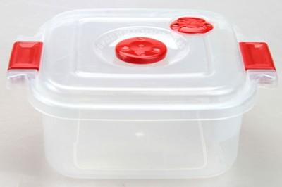 Lüx - Lüx Kare Kilitli Saklama Kabı 1,5 Litre