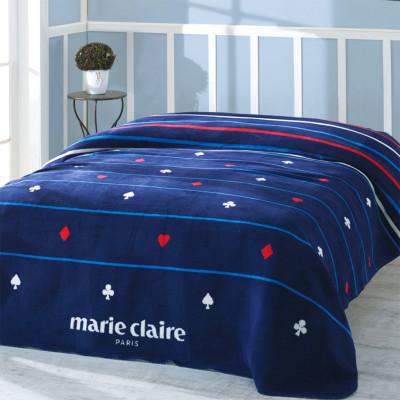 Marie Claire - Marie Claire Carte Pamuklu Battaniye Çift Kişilik