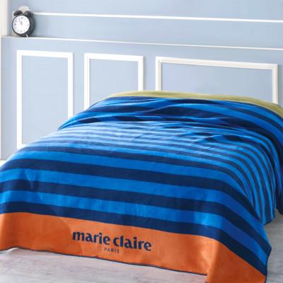 Marie Claire - Marie Claire Ligna Pamuklu Battaniye Çift Kişilik