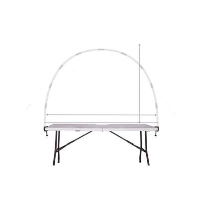 Masa Üstü Yarım Ay Balon Çemberi Standı - Thumbnail