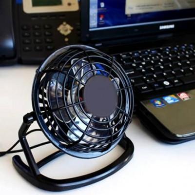 Diğer - Masaüstü USB Sessiz Mini Vantilatör Fan