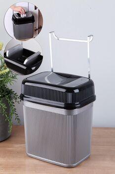 Metalife Askılı Çöp Kovası 5,5 Litre